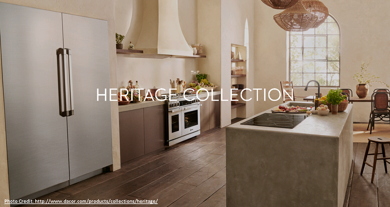 The Dacor Heritage Collection
