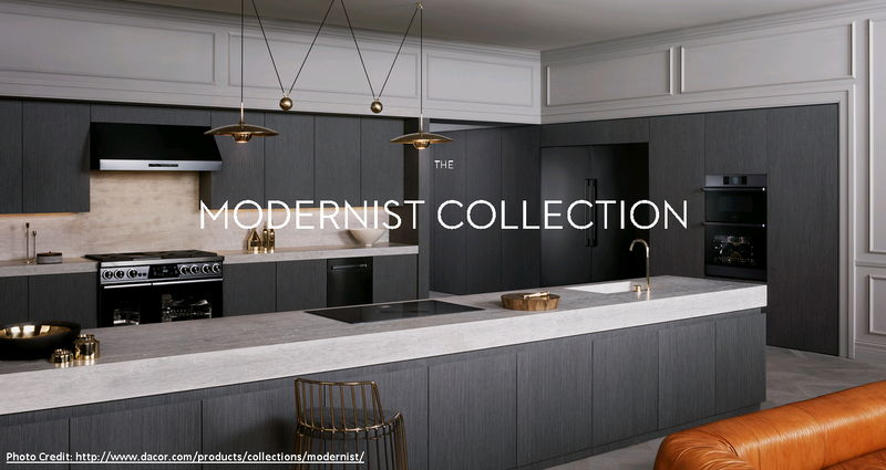 The Dacor Modernist Collection