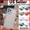 FOR iPhone 11 Pro Max 7 8 Plus XS Max XR Phone Case Shockproof Bumper Hard Cover