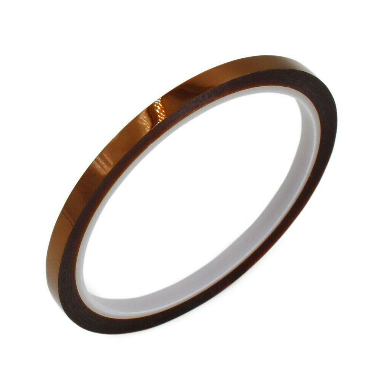6mm 100ft Kapton Polyimide Tape Adhesive High Temperature Heat Resistant USA 33M