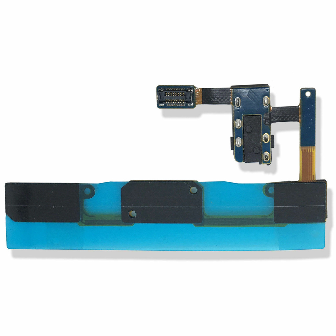 OEM Home Button Sensor Earphone Jack Flex Cable For Samsung Galaxy J7 2017 J727