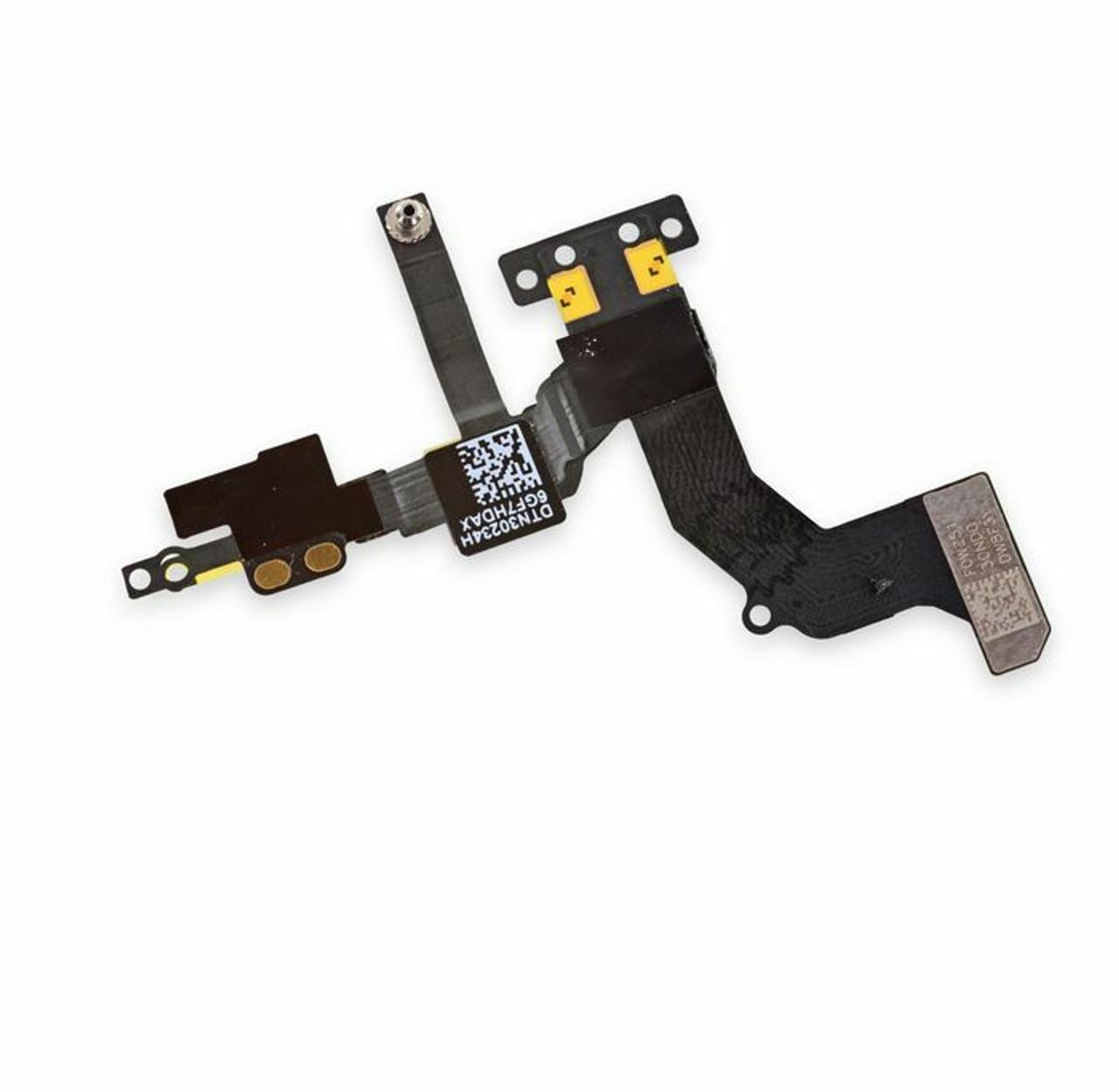 OEM SPEC Proximity Sensor Light Motion Flex Cable Front Face Camera For iPhone 5