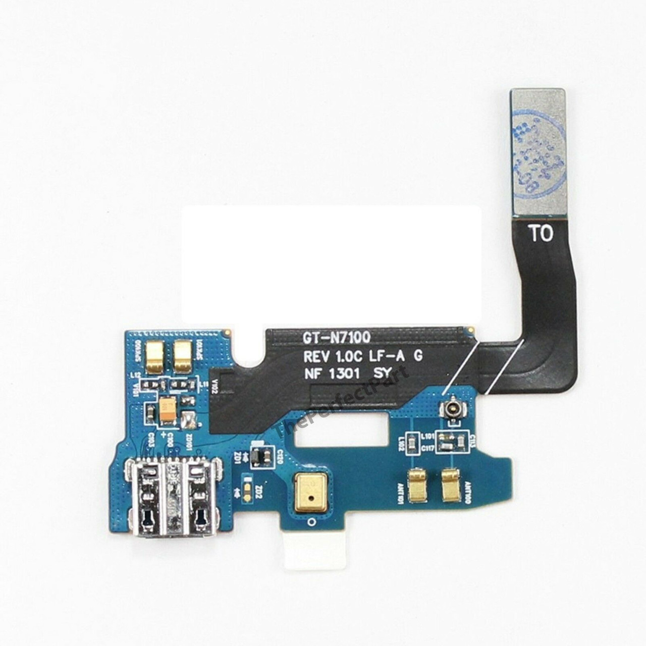 OEM USB Charger Dock Charging Flex Port For Samsung Galaxy Note 2 N7100 USA!