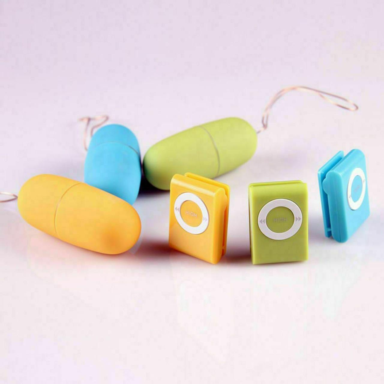Wireless Remote Control Vibrating Egg Bullet Vibrator Massager Adult Sex Toys
