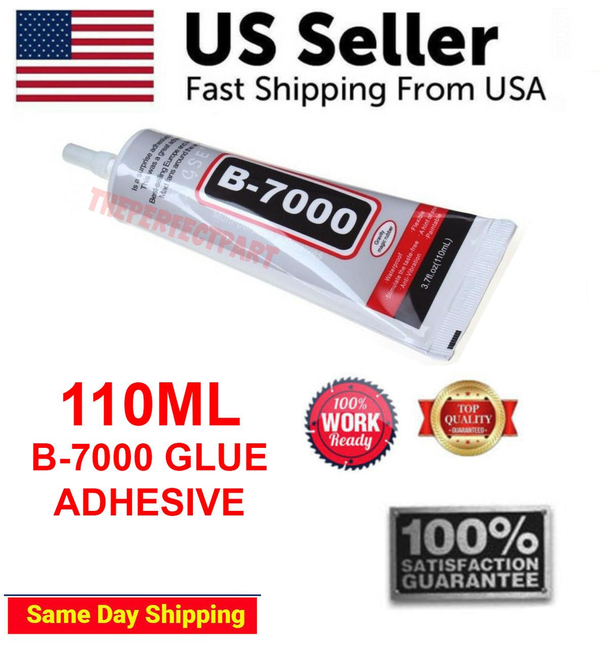 110ML B-7000 Multi-Purpose Glue Adhesive For Phone Frame Bumper Jewelry Universal