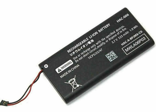 Replacement Battery Nintendo Switch Joy-Con Fits HAC-006 525mAh Left Right Tools