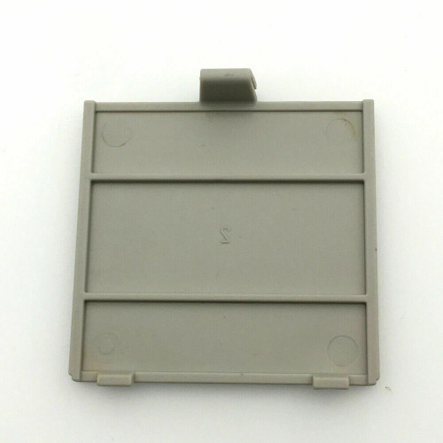 Gray Replacement Battery Cover Door Lid for Game Boy Original (GB) Grey A226