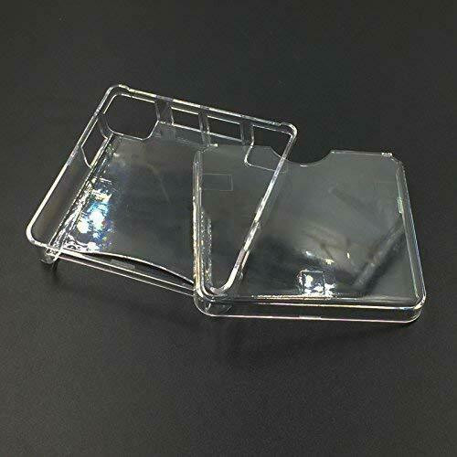 Hard Clear Plastic Case Cover Protector For Nintendo Game Boy Advance SP GBA SP!