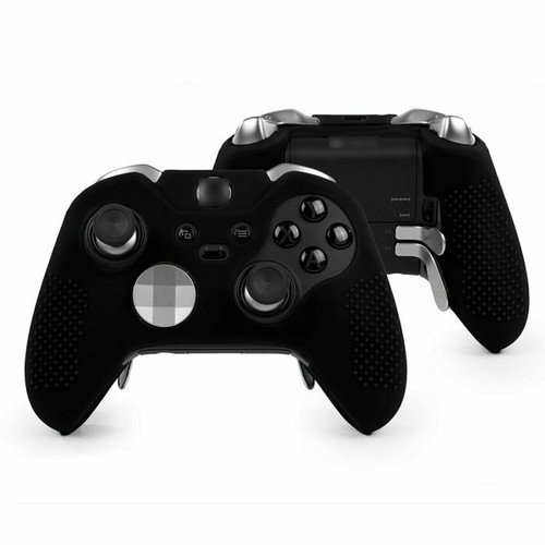 Silicone Case Skin Grip Gel Rubber Cover Protector For Xbox One Elite Controller