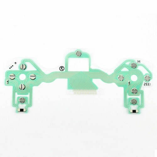 PCB Circuit Board Ribbon Film Pad For PS4 Playstation 4 Dualshock 4 Controller