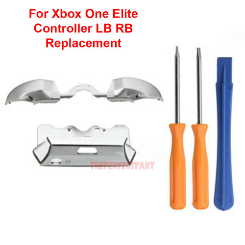 For Xbox One Elite Controller LB RB Bumper Button Damper Fashion Replacement USA