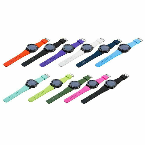 Silicone Sport Strap Watch Band For Samsung Gear Live R382, Neo R381, 2 SM- R380