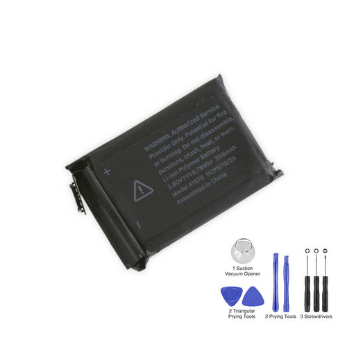 OEM SPEC Li-ion Battery Replacement For Watch iWatch Series 1 38mm A1553 A1802