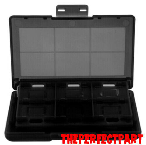 12 in 1 Carrying Case Profile Game Card Holder Cartridge Box For Nintendo Switch