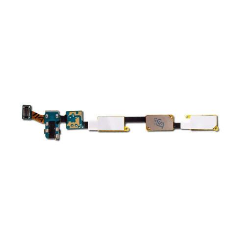 OEM Home Button Sensor Key + Audio Jack Flex Cable For Samsung Galaxy J7 J700