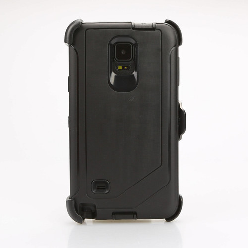 For Samsung Galaxy Note 4 Case Cover Rugged (Fits OtterBox Defender Belt Clip)