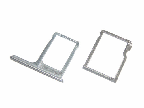 OEM Silver SIM Card Tray Holder Slot Repair Replacement Parts For HTC One M8