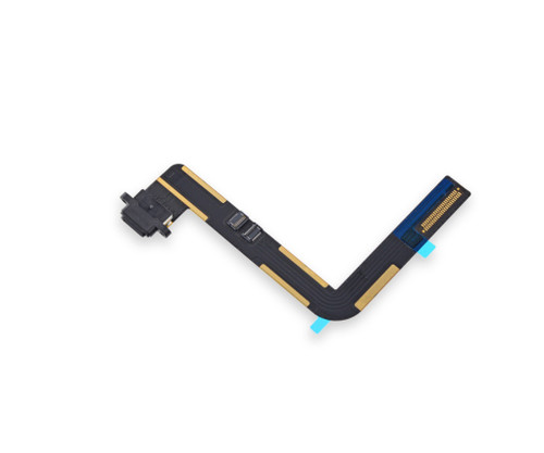 OEM SPEC USB Charger Charging Port Dock Flex Cable For iPad Air 1 5 Black USA