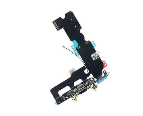 OEM SPEC Charging Dock Port Flex Cable Mic Antenna for iPhone 7 Plus 5.5'' Black