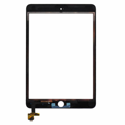 OEM SPEC Black Touch Screen Glass Digitizer IC Connector For iPad Mini 3 3rd Gen