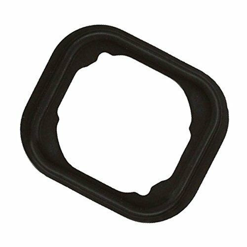 5x Replacement Rubber Gasket Home Button Holder Adhesive For iPhone 6 & 6 Plus