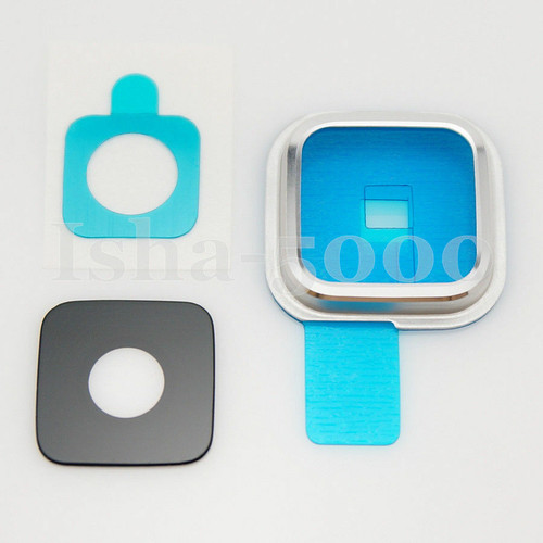 OEM Camera Glass Lens Ring Cover Replacement  For Samsung Galaxy S5 i9600 G900