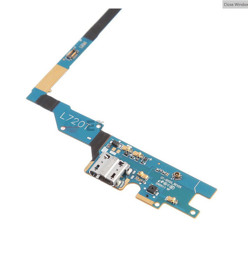 OEM Charger Dock Charging Flex Cable Port USB For Samsung Galaxy S4 Sprint L720T
