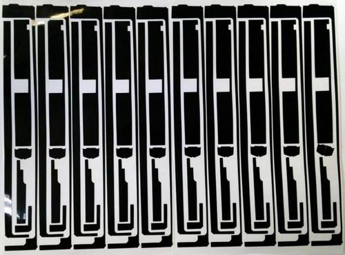 New Pre-cut 3M Adhesive Sticker Glue Tape for Apple iPad 3 4 Digitizer Frame OEM