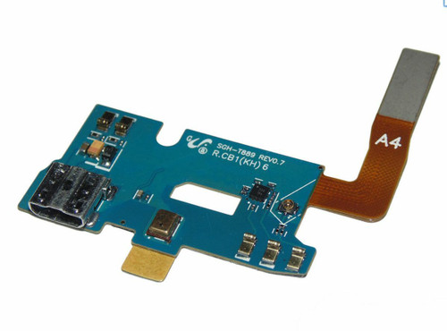 OEM Charging Port Dock USB Connector Flex Cable For Samsung Galaxy Note 2 T889