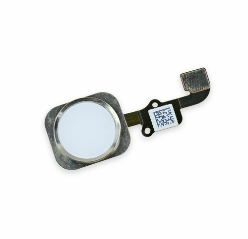 OEM SPEC Touch ID Sensor Home Button Cable Replacement For iPhone 6 & Plus White