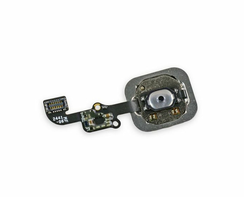 OEM SPEC Touch ID Sensor Home Button Cable Replacement For iPhone 6 & Plus Gold
