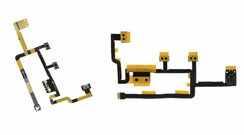 OEM SPEC Power Button On/Off Volume Control Flex Cable For Apple iPad 2 CDMA NEW