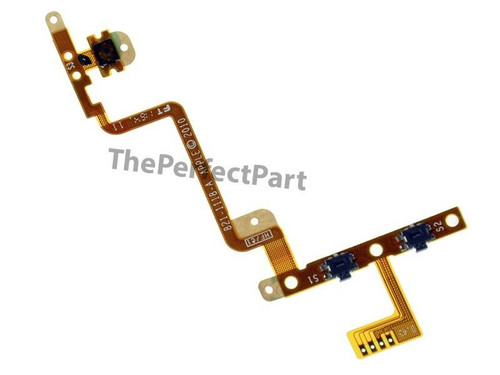 OEM SPEC Power On/Off Volume Button Flex Cable for Apple iPod Touch 4G 4th Gen