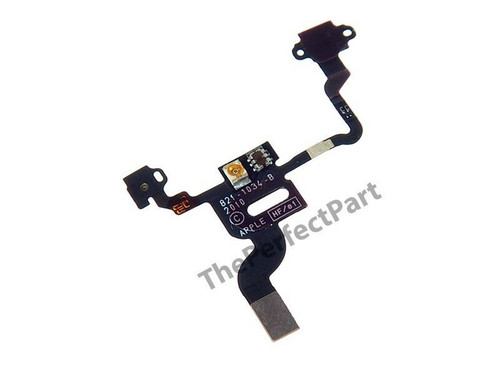 OEM SPEC Proximity Light Sensor Power Button Flex Cable For iPhone 4 4G GSM AT&T