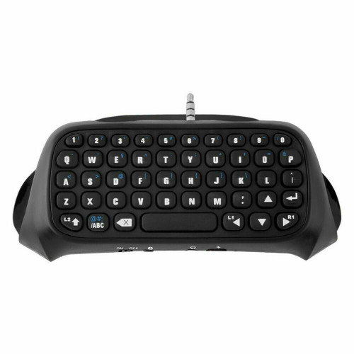 Mini Bluetooth Wireless Keyboard For Sony PS4 PlayStation 4 Accessory Controller