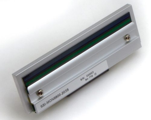 Monarch 9800 Series 12678301 203dpi Printhead SSI-MON9800-203S