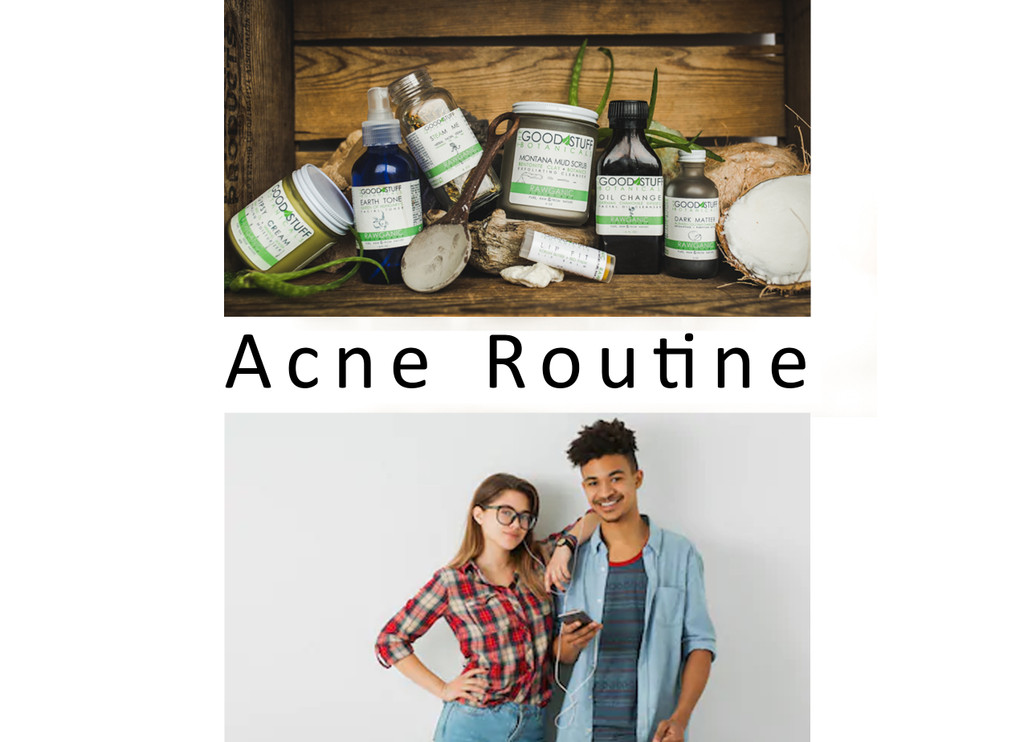 Acne Skin Care Package