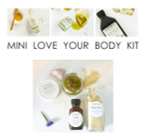 Travel Size Body Care Kit