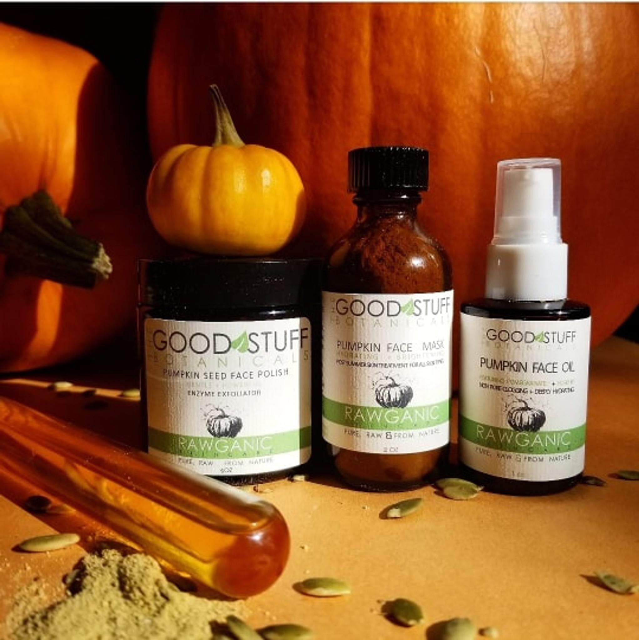 Pumpkin Face Oil