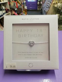 Happy 18th Bracelet