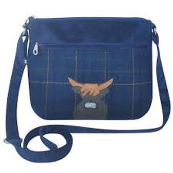 Highland Cow Bag