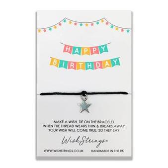 Happy Birthday Wishstring