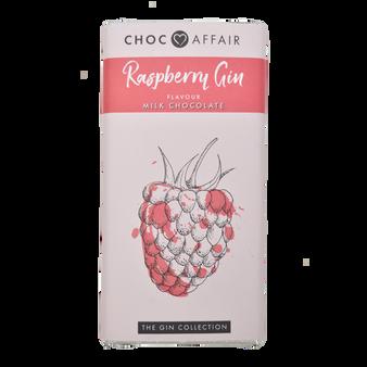 Raspberry Gin Chocolate