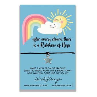 Rainbow of Hope Wish String