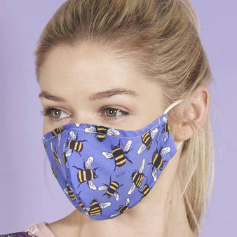 Bumble Bee Face mask