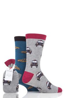 Mens Taxi Socks
