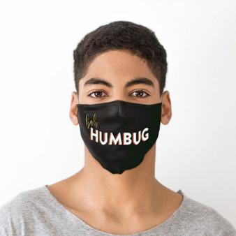 Bah Humbug Facemask