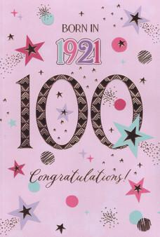 100th Birthday  - Female