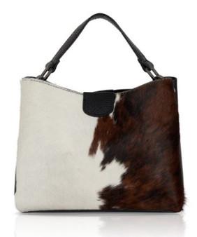 Pony Leather Bag