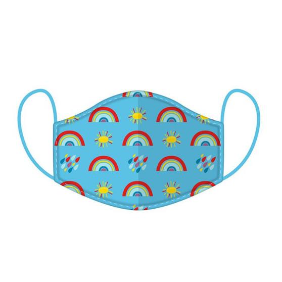Kids Rainbow Mask